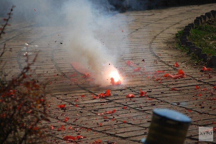 Meer dan 30.000 euro aan schade door vuurwerk in Tiel