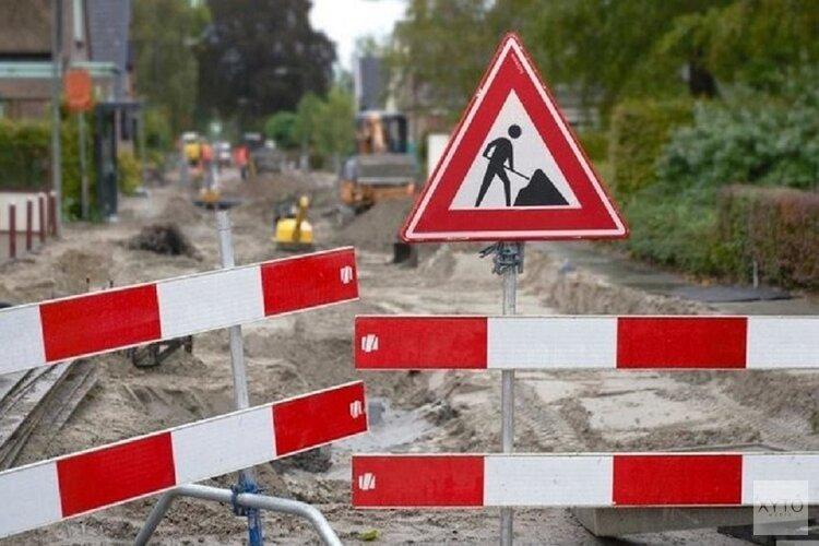 Grotebrugse Grintweg tot 26 juni afgesloten, winkels bereikbaar