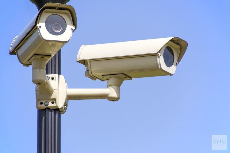 Tijdelijk mobiele bewakingscamera Hertog Willemstraat/Hertog Karellaan