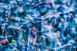Tijdelijk extra fietsenrekken rond binnenstad Tiel