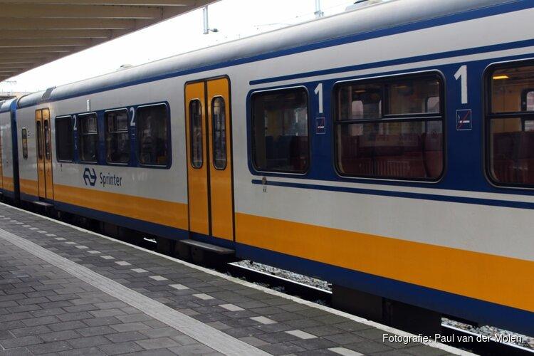 In juli en augustus op sommige dagen geen treinverkeer van en naar Geldermalsen