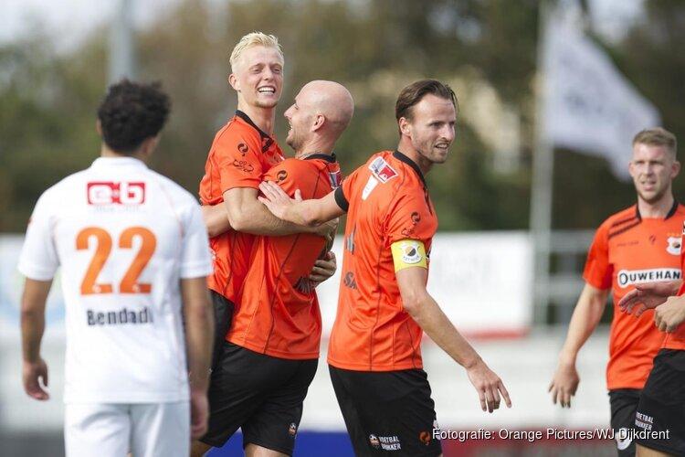 Van Mil helpt Katwijk langs TEC
