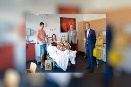 Eerste digitale geboorteaangifte vanuit ziekenhuis Rivierenland