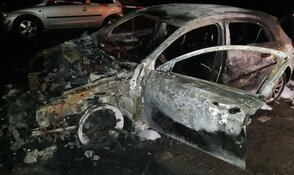 Tiel - Gezocht - Brandstichting auto, wie heeft informatie?